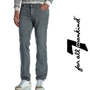 7 For All Mankind Standard Straight Jeans Size 28